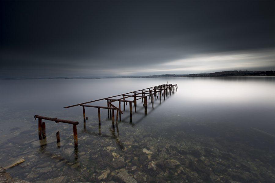 Balıkesir, Ayvalık, 2016, Neutral Density Filter