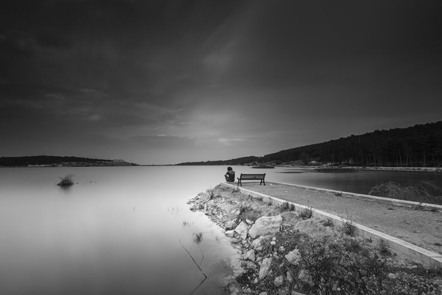 Bilecik Pelitözü Göleti, 2013, Neutral Density Filter