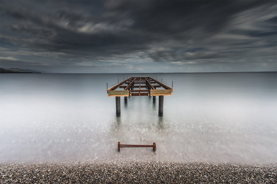 Çanakkale, Kadırga Koyu, 2015, Neutral Density Filter