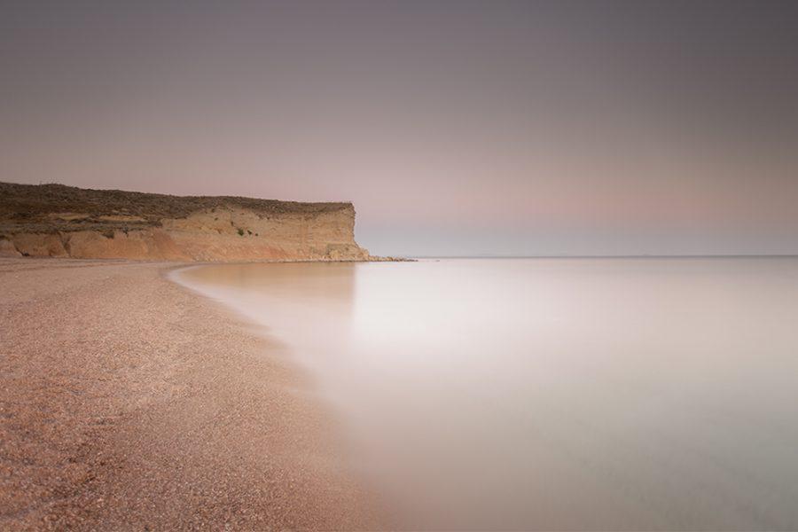 Gökçeada, Aydıncık Sahili, 2015, Neutral Density Filter
