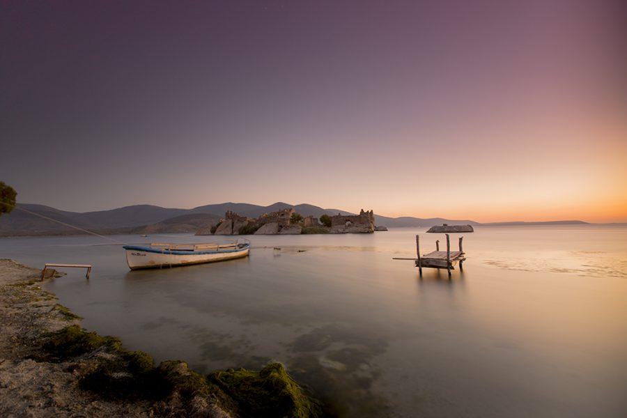 Aydın, Bafa Gölü, 2017, Neutral Density Filter