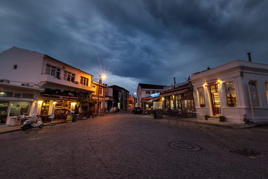Çanakkale, Bozcaada'da Zaman Projesi, 2013, Neutral Density Filter