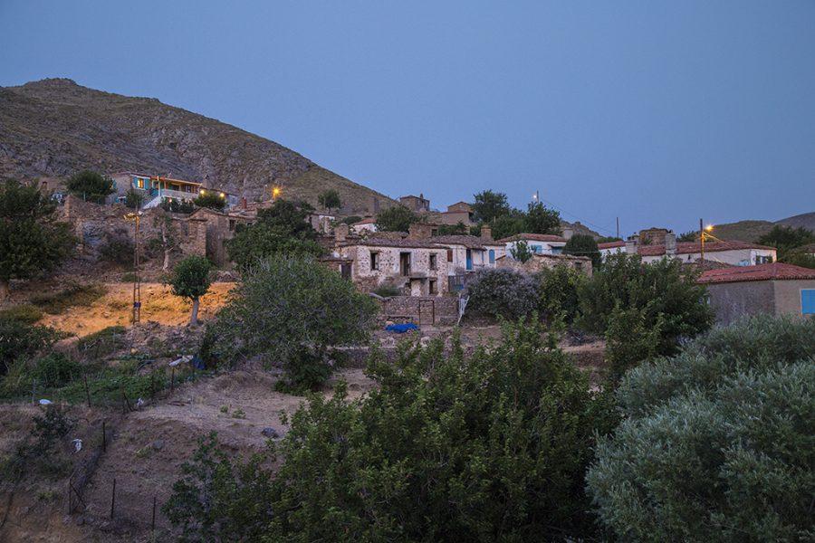 Gökçeada, Dereköy, 2015, Neutral Density Filter