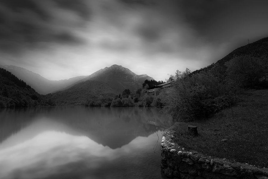 Bosnia and Herzegovina, Jablanica Lake, 2017, Neutral Density Filter