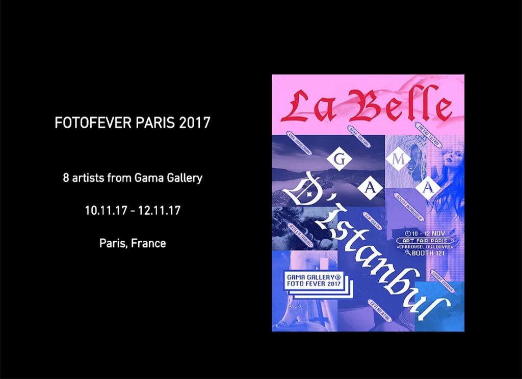 Paris, FotoFever Art Fair, 2017