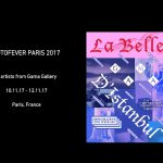 Paris, FotoFever Art Fair, 2017