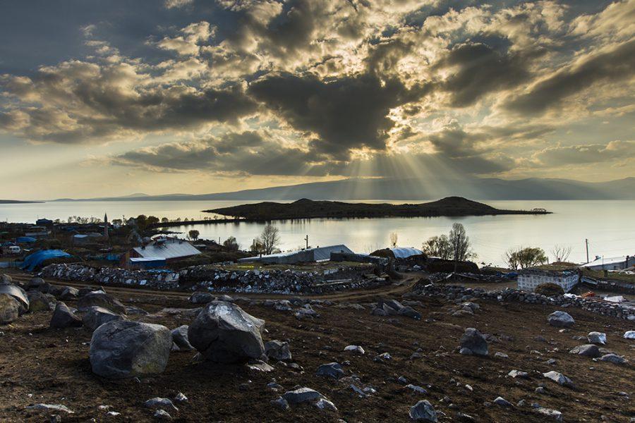 Ardahan, Akçakale Adası, 2017, Neutral Density Filter