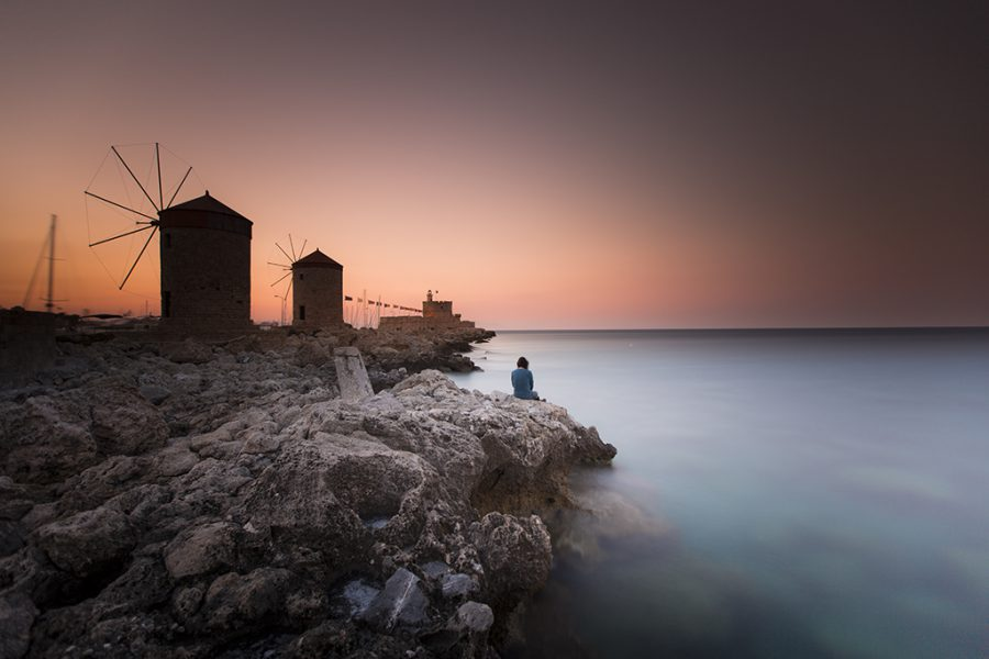 Greece, Rhodes Island, 2017, Neutral Density Filter