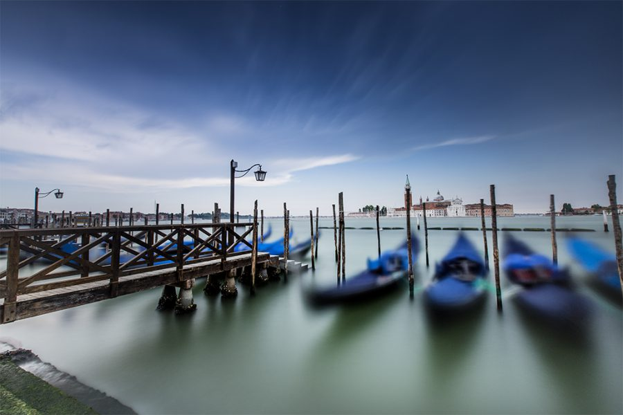 Italy, Venice, 2017, Neutral Density Filter
