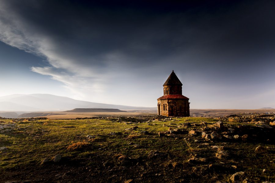 Kars, Ani Harabeleri, 2017, Neutral Density Filter