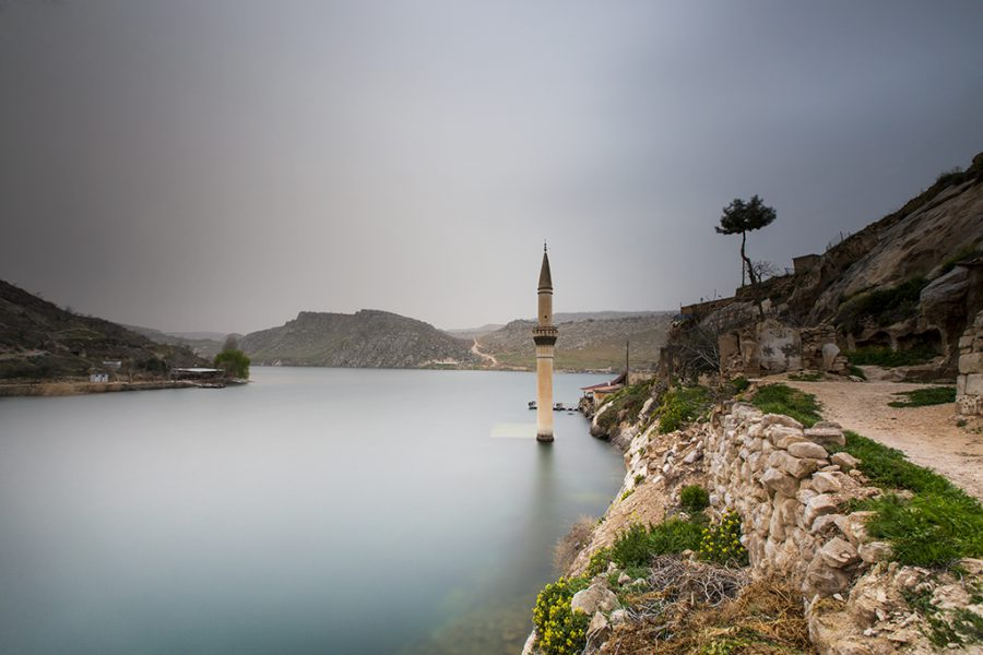 Şanlıurfa, Savaşan Köyü, 2017, Neutral Density Filter