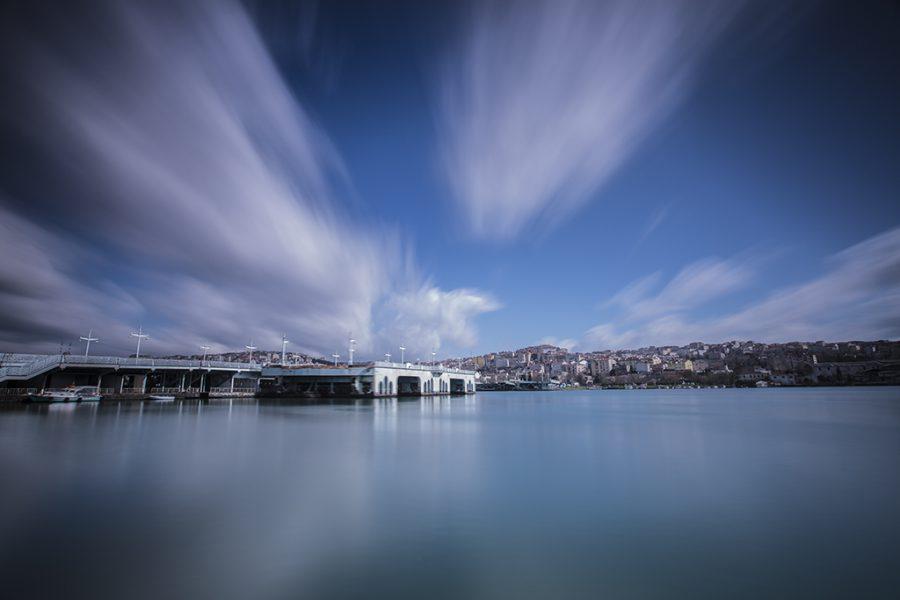 İstanbul, Eyüp, 2015, Neutral Density Filter