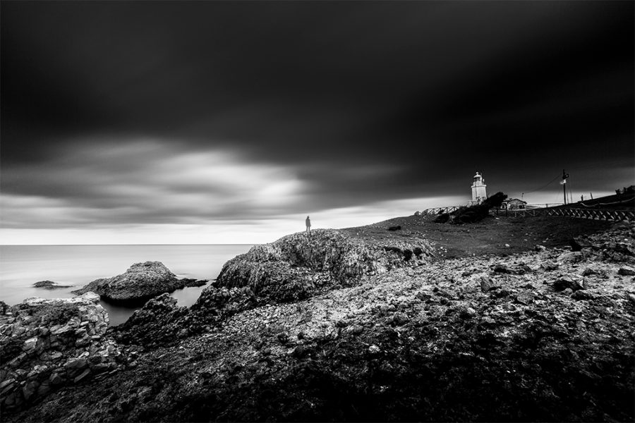 Sinop, İnceburun Feneri, 2016, Neutral Density Filter