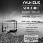 Sergiler Karma - Yalnızlık-Solitude, 2017