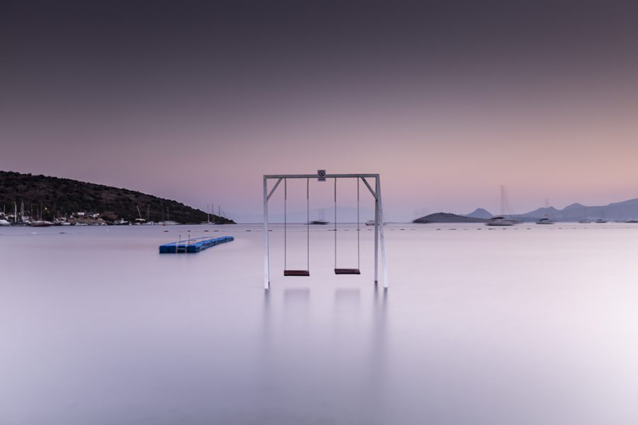 Muğla, Bodrum , Bitez, 2016, Neutral Density Filter