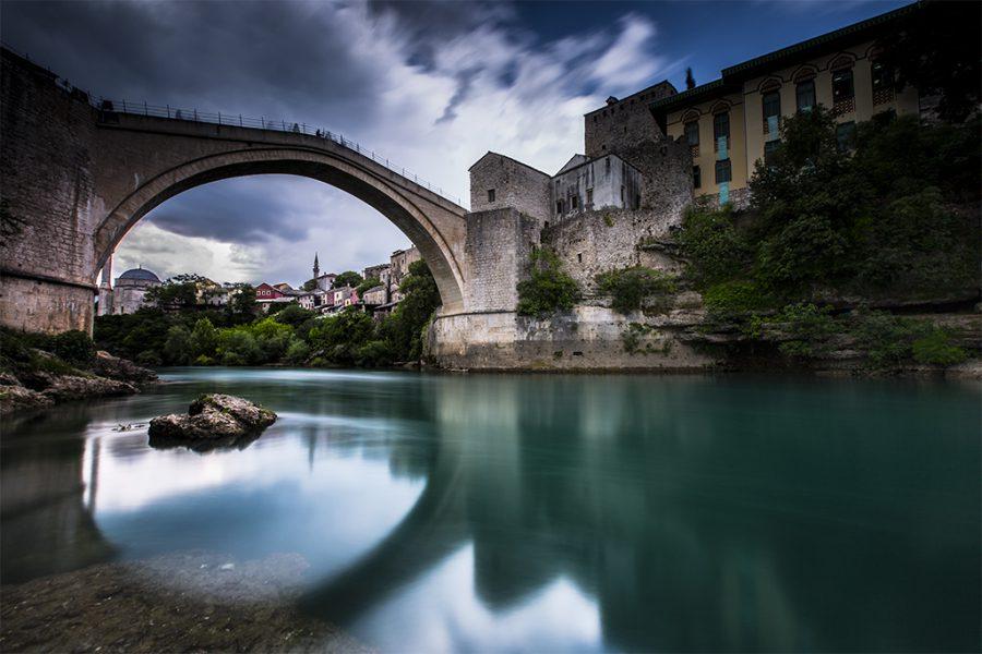 Bosnia and Herzegovina, Stari Most, 2017, Neutral Density Filter