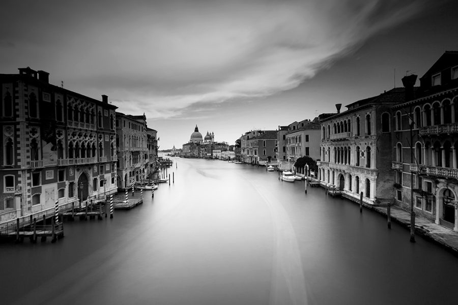 Italy, Venice, Grand Canal, 2017, Neutral Density Filter