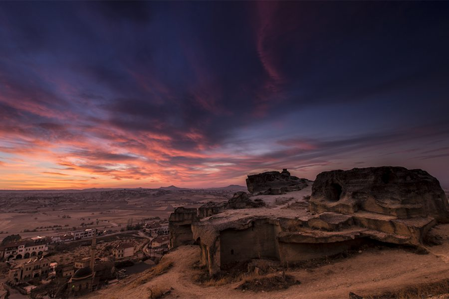 Nevşehir, Kapadokya, 2016, Neutral Density Filter