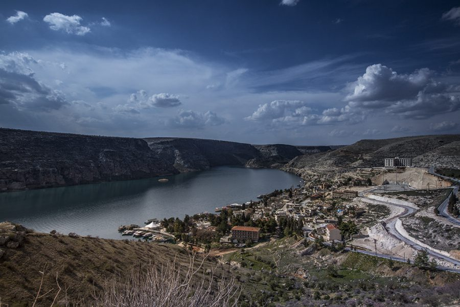 Şanlıurfa, Halfeti, 2017, Neutral Density Filter