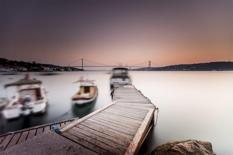 İstanbul, Çengelköy, Neutral Density Filter