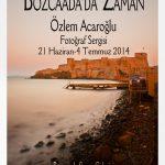 Sergiler Kişisel - Bozcaada'da Zaman, 2014