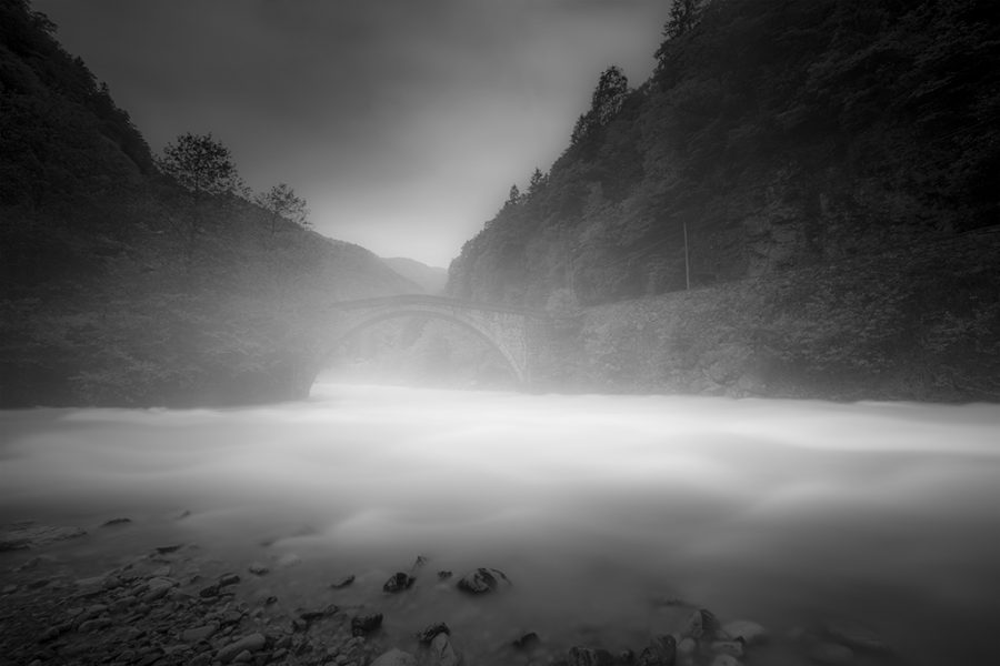 Rize, Fırtına Deresi, 2016, Neutral Density Filter