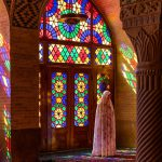 Phil Callan - Girl_Nasir al Mulk Mosque - Shiraz - Iran