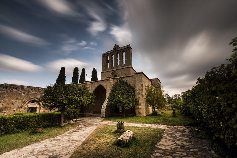 KKTC, Bellapais Manastırı, Abbey, Beylerbeyi, Girne, 2017, Neutral Density Filter