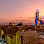 Phil Callan - Yazd Sunset - Iran