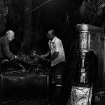 Bitmeye yüz tutmuş meslekler-şahmerdan ustası-Kula-İzmir