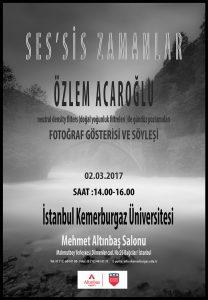 021_(2017,Özlem Acaroğlu,Söyleşi ve Gösteri)Ps'de, Kendi Afişini tasarlamak
