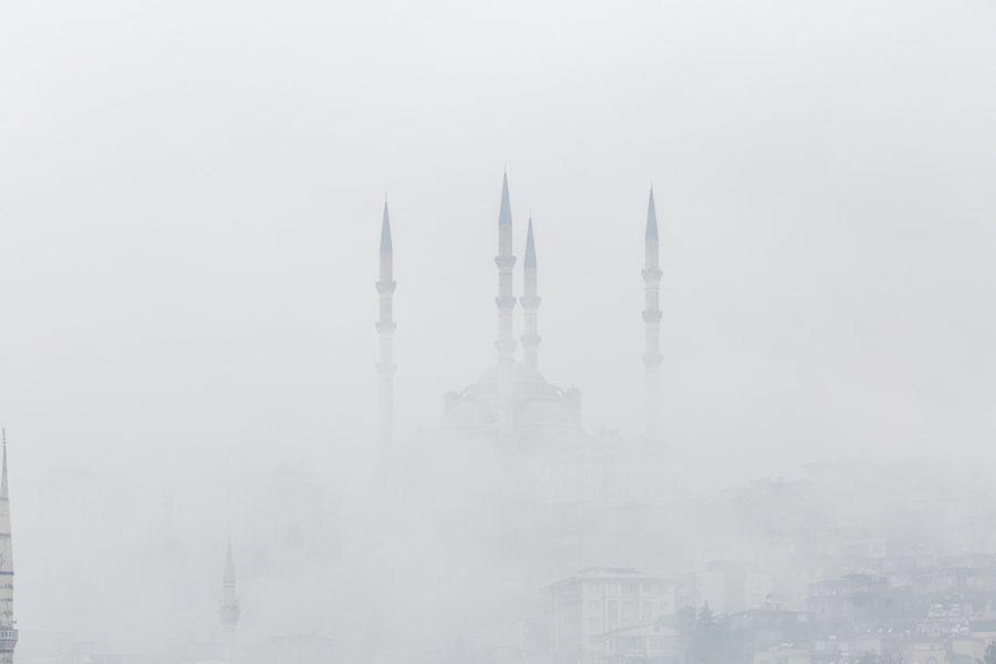 Kahramanmaraş, Abdülhamithan Camii, 2018, Neutral Density Filter
