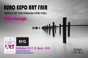 Euro Expo Art Fair, March 2018