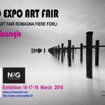Euro Expo Art Fair, 16-17-18 Mart, 2018, Özlem Acaroğlu