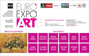 Euro Expo Art Fair Italy 2018