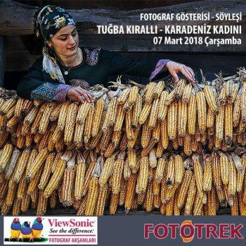 Tuğba Kırallı - Karadeniz Kadını