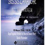 Galata Fotoğrafhanesi - Ses'sis Zamanlar Sunum ve Söyleşi